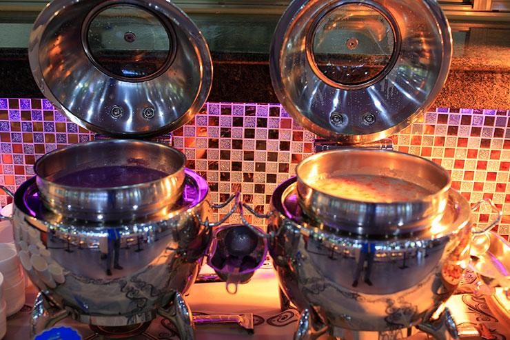 疍家樂風味餐廳-紫薯粥